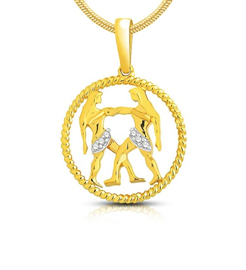 18K-Yellow-Gold-Gemini-Zodiac-Diamond-Pendant-MIP00030-1354865953YPdin0