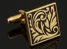 Amazing-Stainless-Steel-Egyptian-Groove-Gold-Cufflinks-for-Men_X893-21_MAIN1