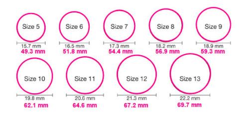 InBracelets-Ring-Size-Chart