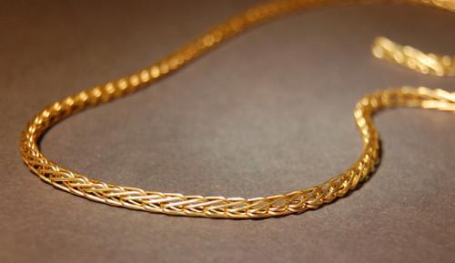 золотые цепи мужские плетения фото