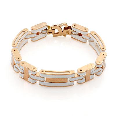браслеты золотые мужские